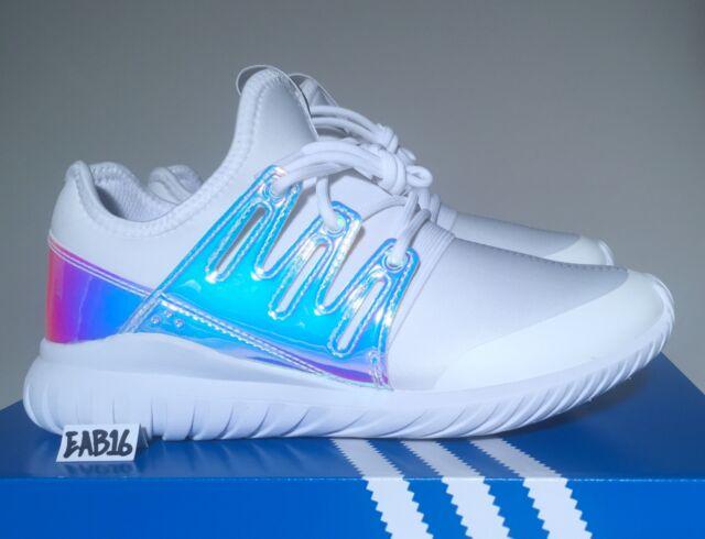 Adidas Tubular Radial Iridescent