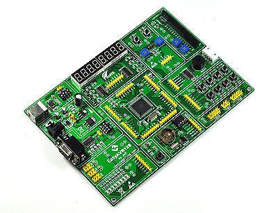 Development Board Kit For Easyavr128 Atmel Avr128 Atmega128a Mega128 Bootloader