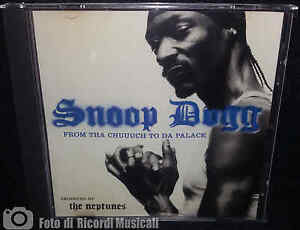 SNOOP-DOGG-FROM-THA-CHUUUCH-TO-DA-PALACE-2002-CD-EX-EX