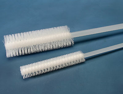Metal Free Tube Brushes - 4pcs 1 38 Od 4 Brush Part 18 Oal