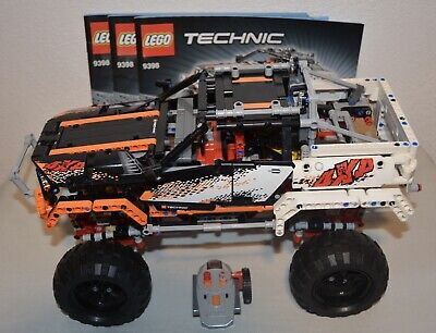 LEGO Technic 4X4 Crawler (RARE Discontinued Set) Great Condition 100% Complete!