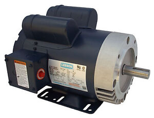 Dust collector motor ebay for Dust collector motor blower