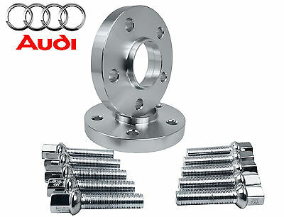 2011 - 2014 AUDI A6 A7 S6 RS5 12 MM THICK WHEEL SPACERS WITH LUG BOLTS 14x1.5