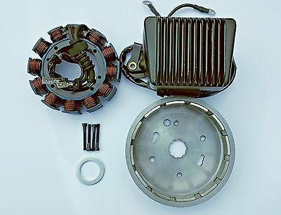 45 AMP HARLEY DAVIDSON FLT/FLH CHARGING SYSTEM 2002-03  29987-02B 29999-97B
