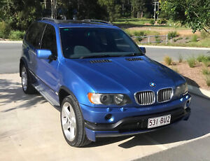 2002 BMW X5 4.6is - V8 - GREAT CONDITION Sippy Downs Maroochydore Area Preview