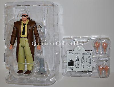 No Box  Commissioner Gordon  Batman The Animated Series Action Figure Dc Comics