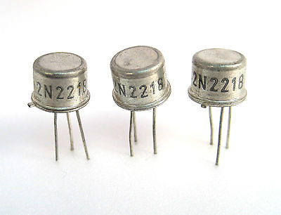 2n2218 Transistors General Purpose Audio Amplifier Switch 3lot