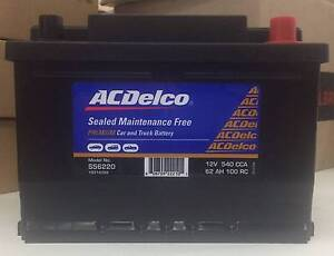 AC Delco S 56220 540cca Car Battery Maintenance Free BRAND NEW Morningside Brisbane South East Preview