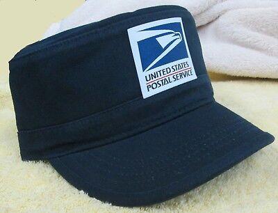 USPS United States Postal Service Adjustable Cadet Hat/Cap