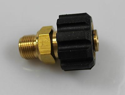 NEU! Anschluss Stück Verbindungsstück 280 bar 4000 PSI für Hochdruckreiniger