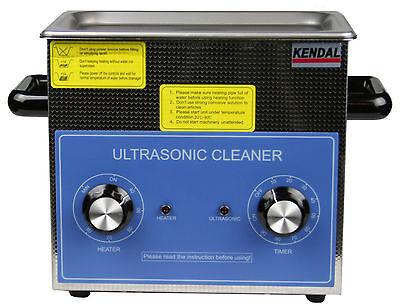 Pro 220 Watts 3 Liters 0.79gal HEATED ULTRASONIC CLEANER DENTAL Kd3 HB-23MHT - $189.34