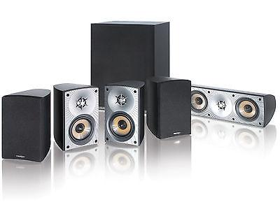 Paradigm Cinema 70 CT 5.1 v.3 Home Theater Speaker System Limited Supply