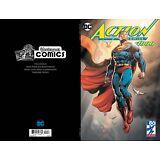 Action Comics #1000 Yesteryear Comics Jason Fabok variant.