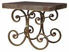 Iron Rustic Antique Tables