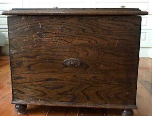 Vintage Wood Box Carlton Melbourne City Preview