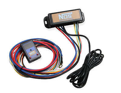 NOS 15974NOS Mini 2-Stage Progressive Nitrous Charger For FORD GM DODGE