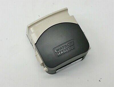 Watson Marlow 313d Peristaltic Pump Head 3-roller 1.6mm Wt Tubing 033.3411.000