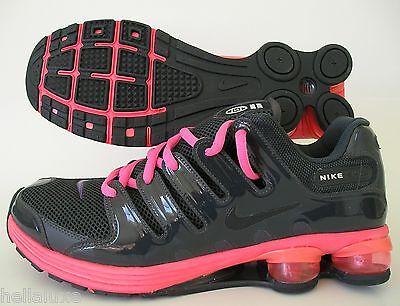 Neu ~ Nike Shox Luft Lunar NZ Joggen Fitness 360 Training Tennis Turnschuhe