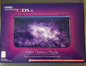 New Nintendo 3ds.XL GALAXY style
