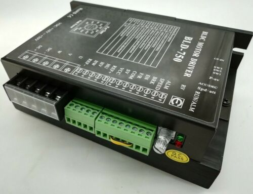 BLD-750 48V 750W BLDC Motor Driver High-speed torque output stable