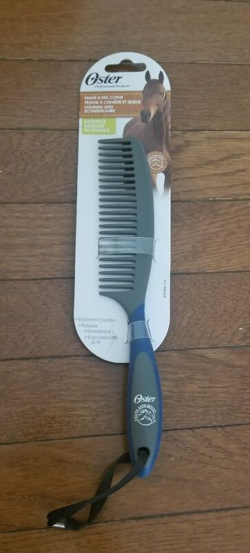 New Oster Main And Tail Comb