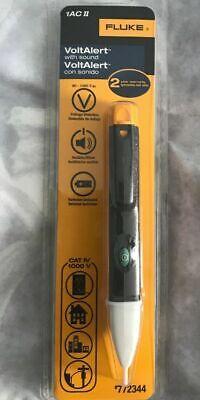 New Fluke 1ac Ii Volt Alert Electrical Tester. Free Shipping.