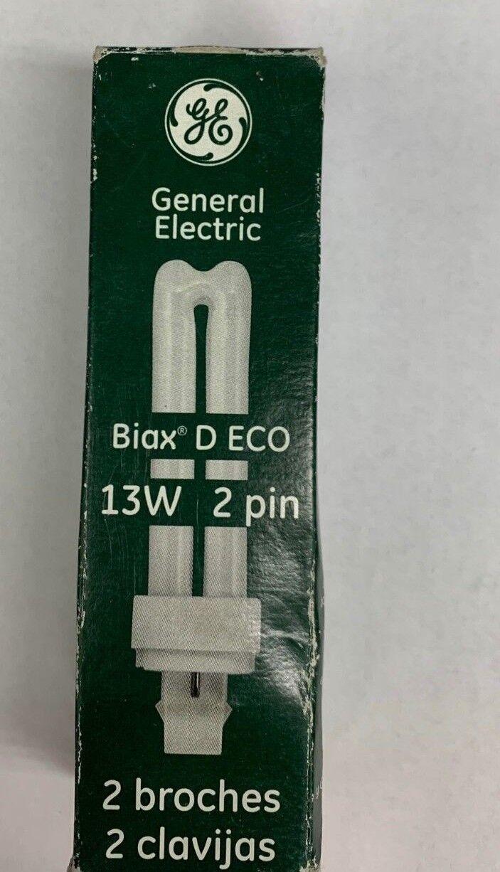 General Electric F13DBX23/827/ECO Lighting Plug-In,13W, 2 Pin, Non-Dim