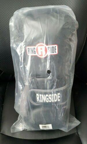 Ringside Gel Shock Safety Sparring Boxing Gloves Black 14oz