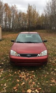 2005 Ford Focus Safetied and E-Tested