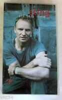 Sting - All This Time - Vhs Sigillata -  - ebay.it
