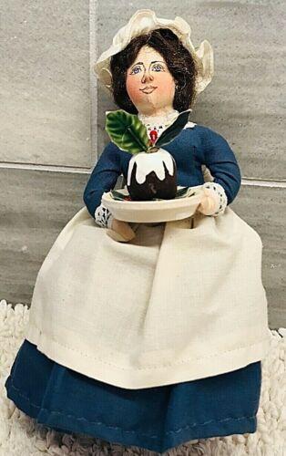 "Gladys Boalt ""Mrs. Cratchitt"", signed 1986, 7.25"" h"