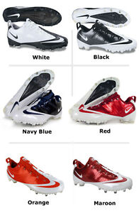 Mens-NIKE-Air-ZOOM-VAPOR-CARBON-FLY-TD-Football-Cleats-Shoes-Black-MANY-SIZES