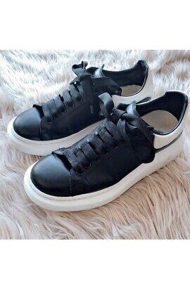 Alexander McQueen Oversized Larry Sneaker Studded EU40/US7