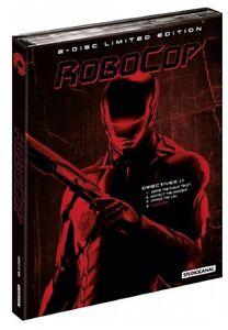 Blu-ray+DVD * RoboCop - Limited Mediabook * NEU OVP