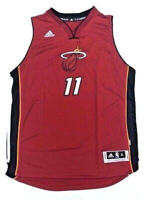 Miami Heat Jersey Chris Andersen #11 Adidas NBA Swingman + 2