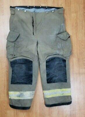 Janesville Firefighter Bunker Turnout Pants 42r