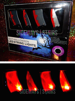 BLOODY KNIFE LIGHTS W/ MUSIC