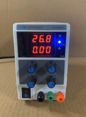 Dc Power Supply 60v 5a