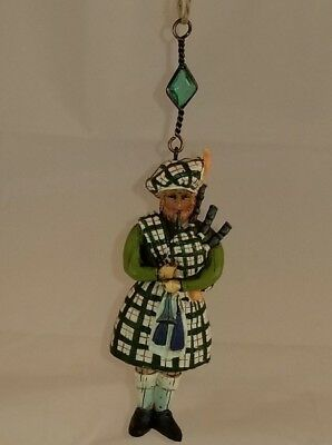 """6 1/2"""" T PIED PIPER ORNAMENT ONLY Jim Shore 12 Days of Christmas Orn Set 4002364"""