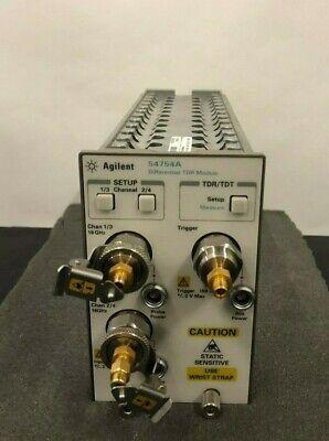 Agilent 54754a Differential Tdr Module