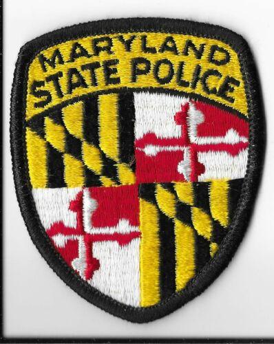 Maryland State Police Shoulder Patch