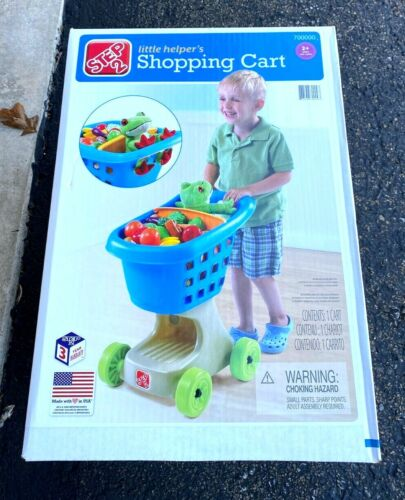 Step 2 Shopping Cart - New
