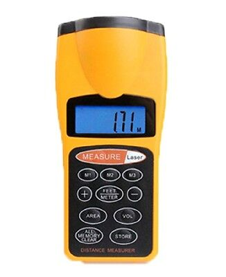 Cp3007 Laser Measurement Rangefinders Ultrasonic Infrared Digital Tape Measure