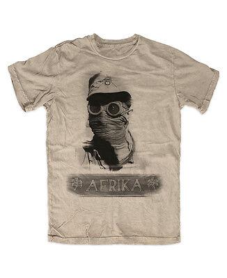 Deutsches Afrikakorps T-Shirt Sand Wüstenfuchs Afrika WW2