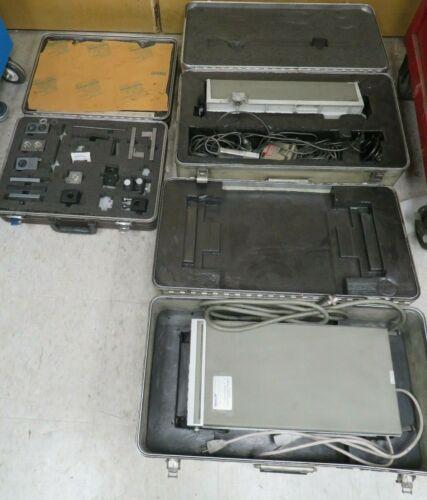 HP/Agilent/Keysight Laser Measurement System w/ optics & manuals - Model 5528A