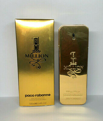 Paco Rabanne 1 Million 3.4 fl.oz Eau de Toilette New