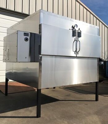 Insulated 48 X 60 Rotisserie Smoker - Call Before You Buy