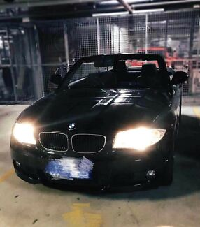 2010 BMW 1 Convertible Harrison Gungahlin Area Preview