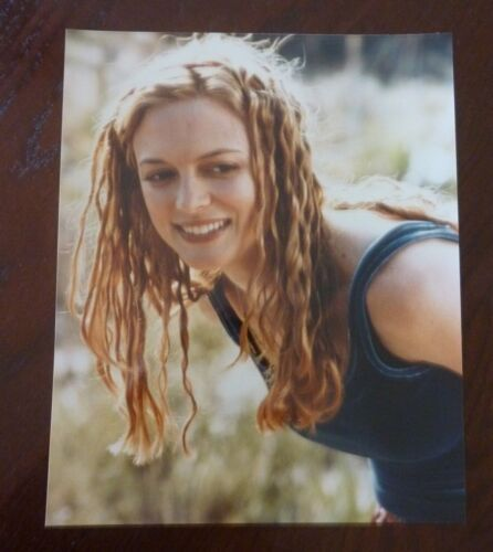 Heather Graham Actor Sexy 8x10 Color Promo Photo #2