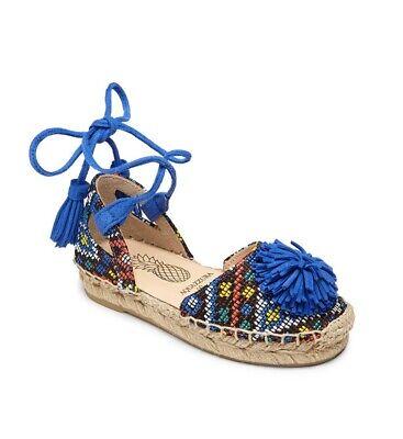 Aquazzura Mini Sunshine Ankle-strap espadrilles